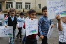 Action-march in Kutaisi